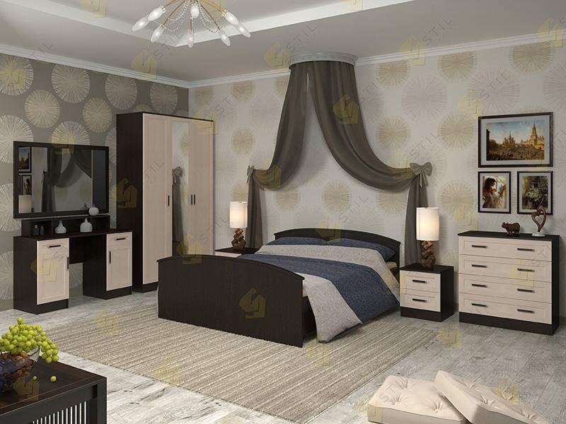 Модульная спальня Арина-3