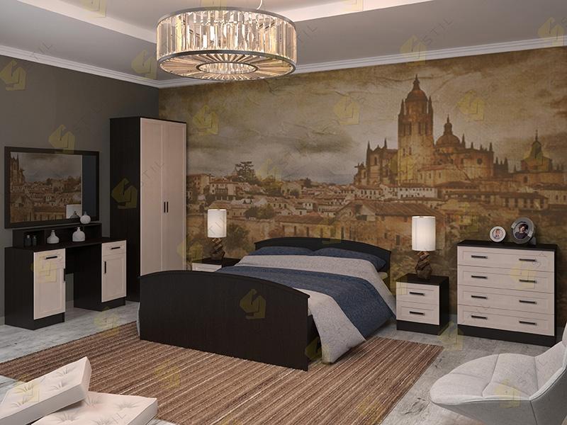 Модульная спальня Арина-5