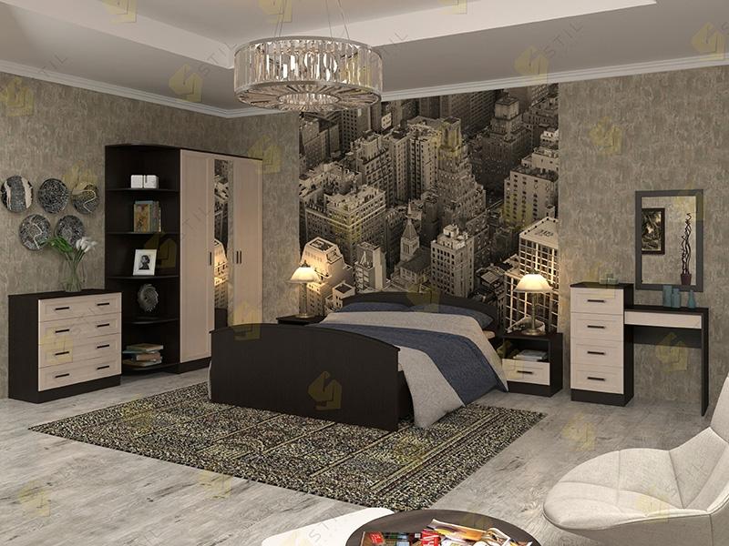Модульная спальня Арина-6