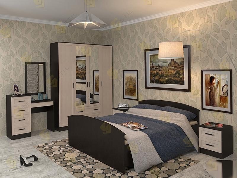 Модульная спальня Арина-7