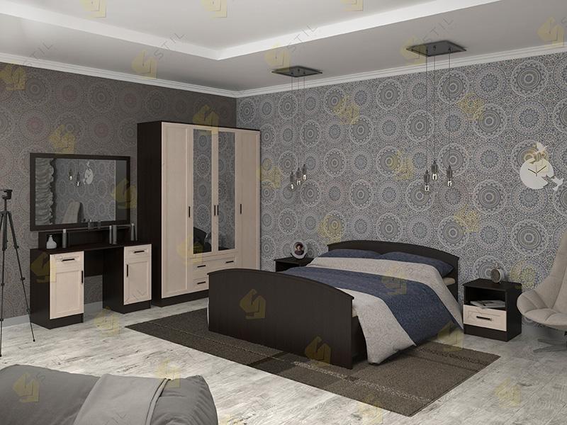 Модульная спальня Арина-8