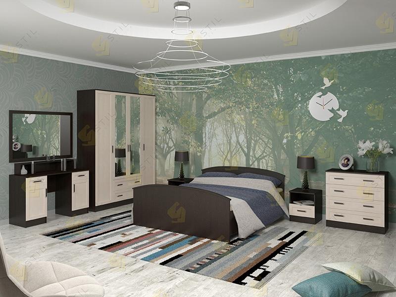 Модульная спальня Арина-9