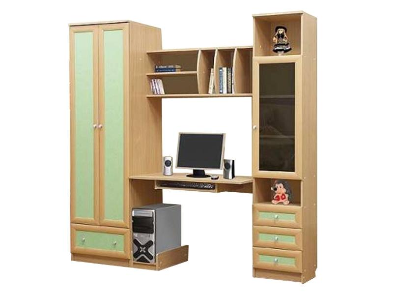 Недорогая мебель в комнату подростка Бэмби