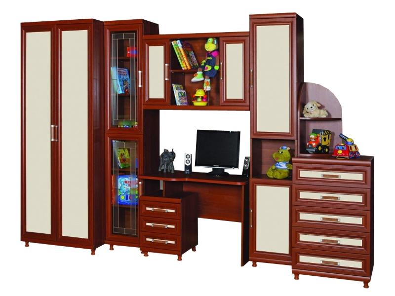 Недорогой набор мебели в детскую Дана