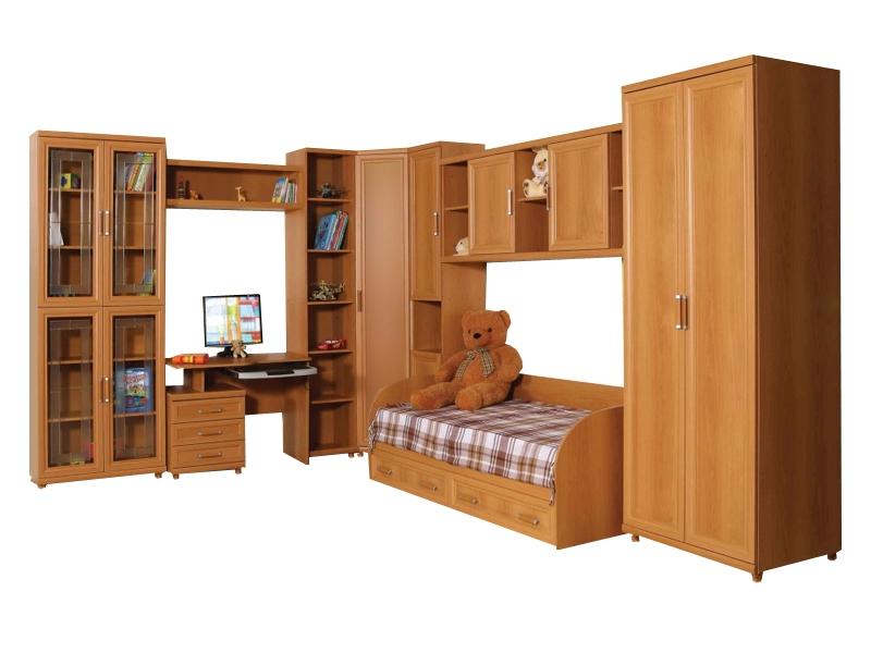 Большой набор мебели в детскую Дана-5
