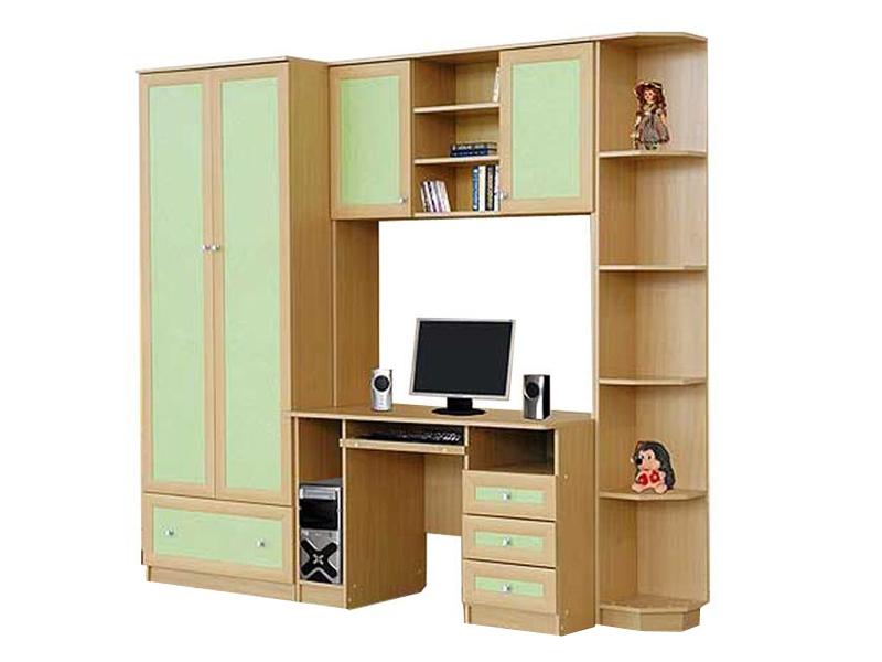 Недорогая мебель Ника в комнату подростка