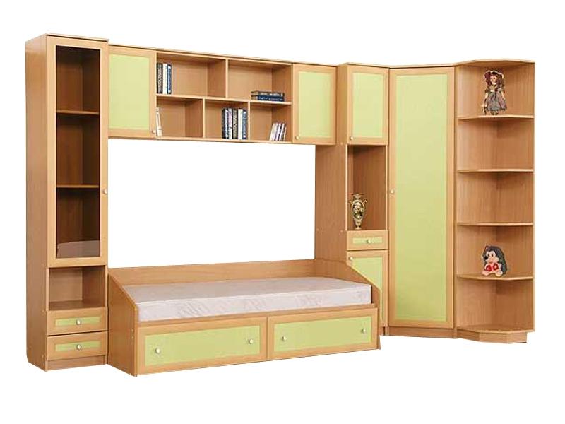 Большой набор мебели для детской Умка