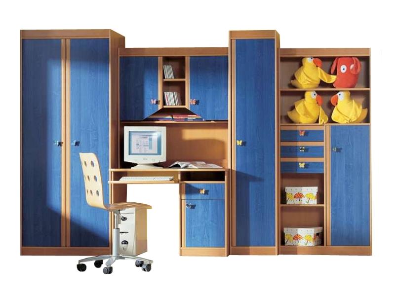 Недорогая мебель в детскую Юниор