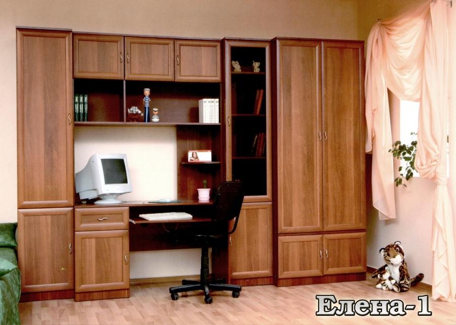 Недорогая подростковая мебель Елена-1