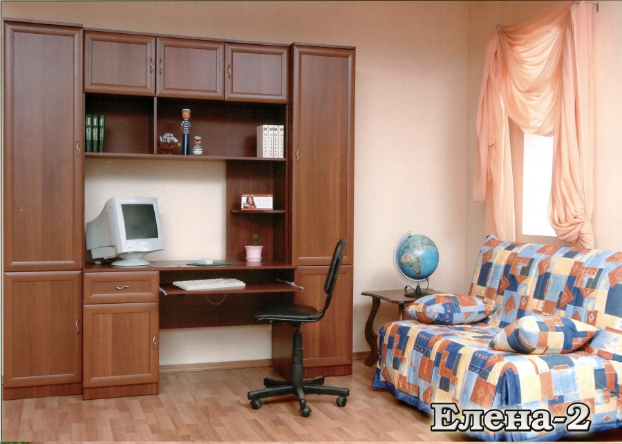 Недорогая подростковая мебель Елена-2