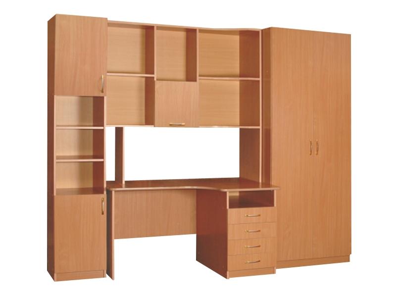 Недорогая мебель в комнату для подростка Карина