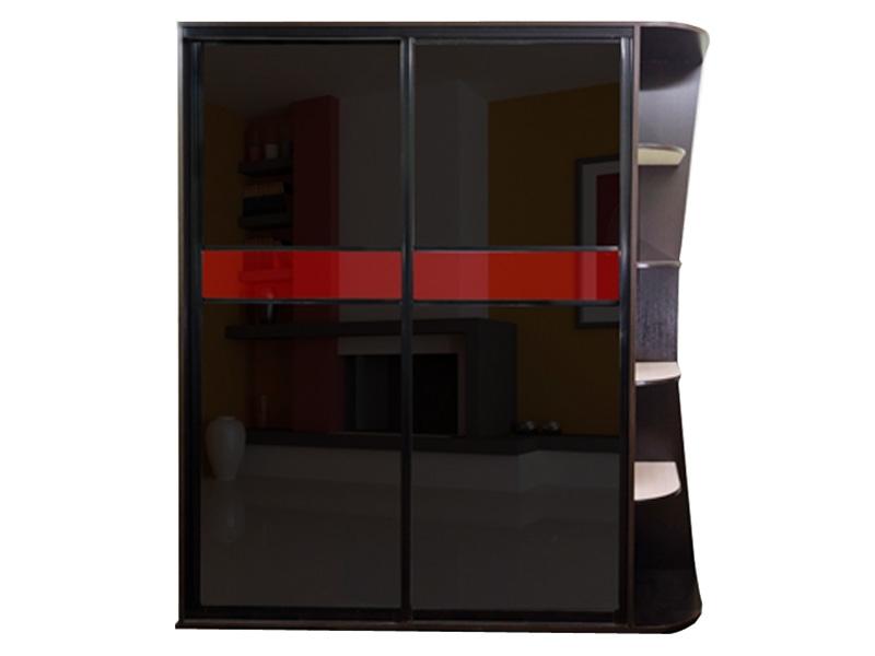 Недорогой двухдверный шкаф-купе Лацио-3