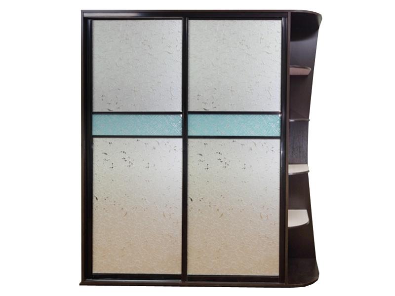 Недорогой двухдверный шкаф-купе Лацио-5