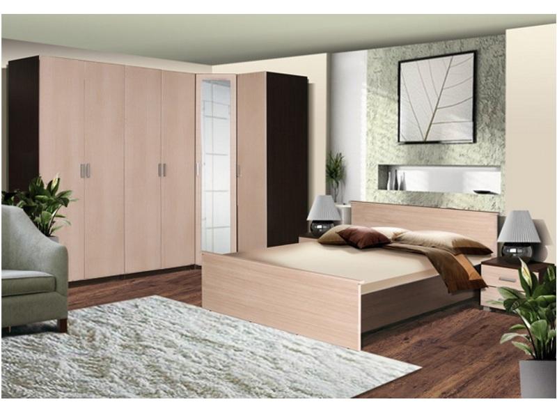Недорогая спальня Милена-2