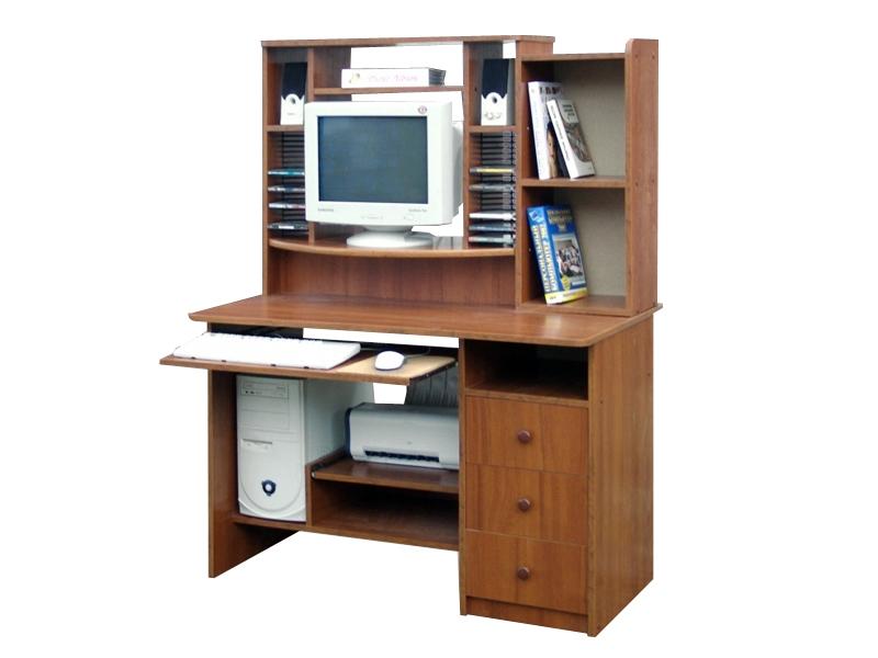Компьютерный стол с надстройкой Рома