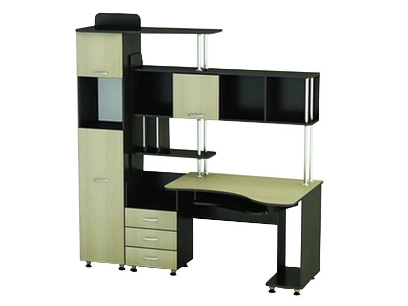 Компьютерный стол премиум-класса СКТ-20
