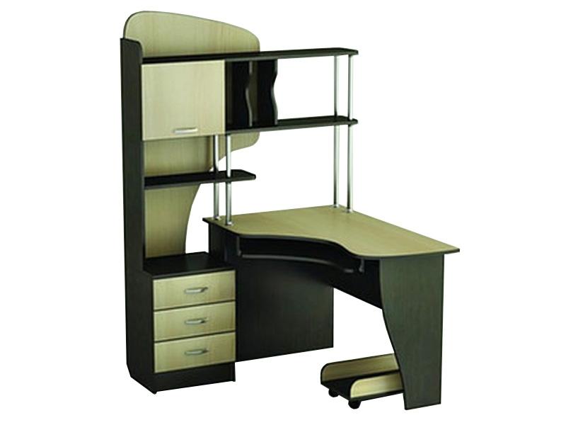 Угловой компьютерный стол СКТ-22