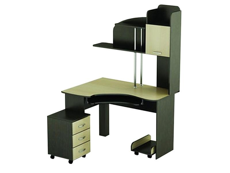 Угловой компьютерный стол СКТ-23
