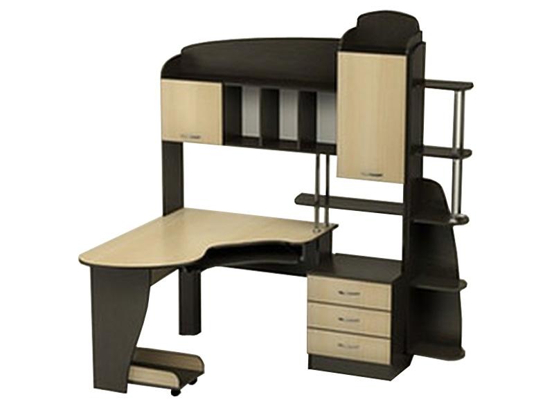 Угловой компьютерный стол СКТ-2