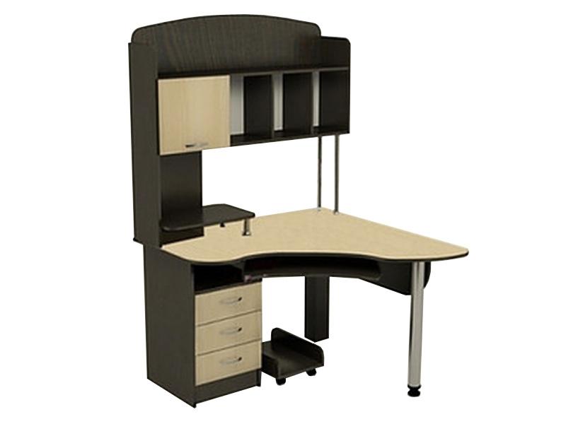 Угловой компьютерный стол СКТ-26
