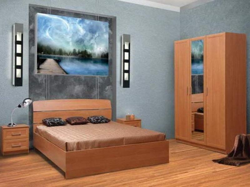 Недорогая спальня София-5