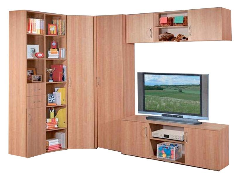 Недорогая мебель в комнату для подростка Спринт-11