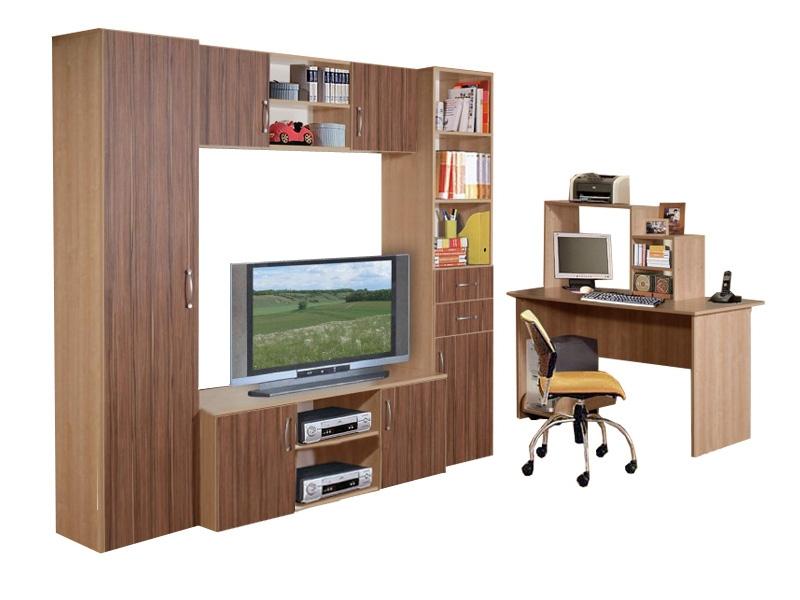 Недорогой набор мебели в детскую Спринт-12