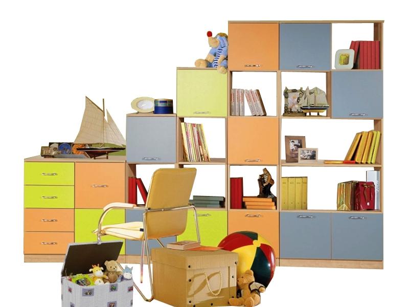 Недорогая мебель в детскую для мальчика Спринт-6
