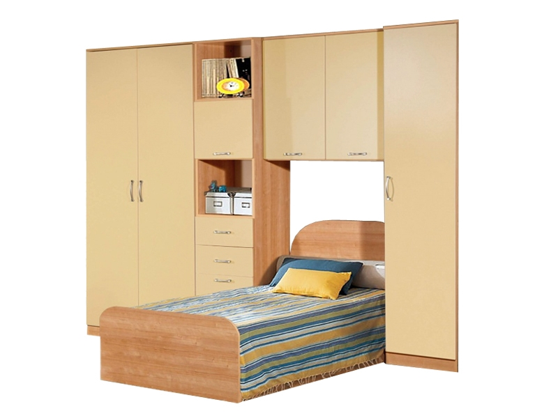 Недорогая мебель в комнату для подростка Спринт-8