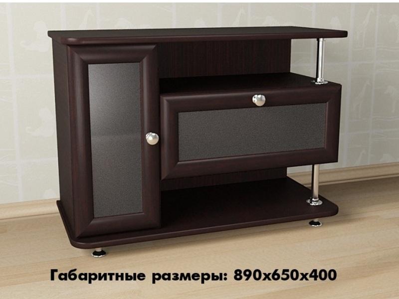 Недорогая Тумба под телевизор Эксклюзив-3