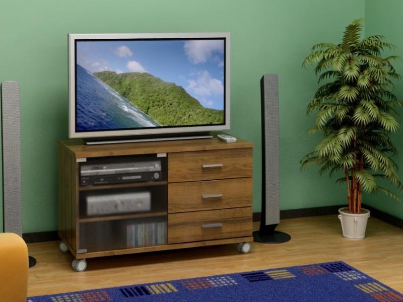 Недорогая тумба под телевизор ТВ-7