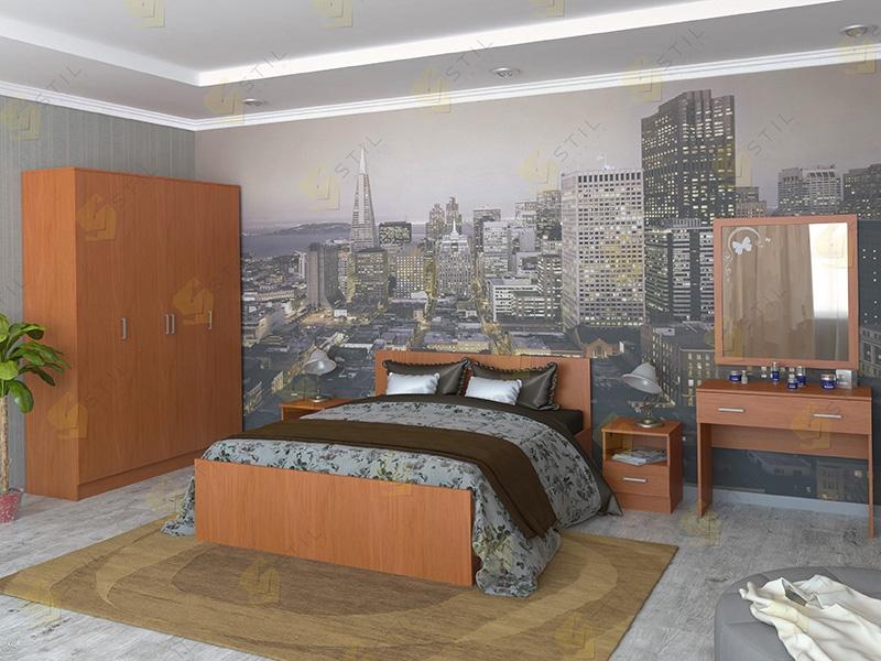Недорогая спальня Валерия 2Л