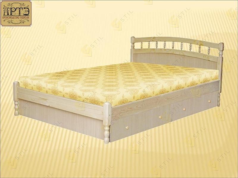 Кровать из массива Василиса