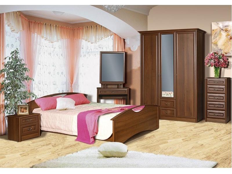 Недорогая спальня Юнна