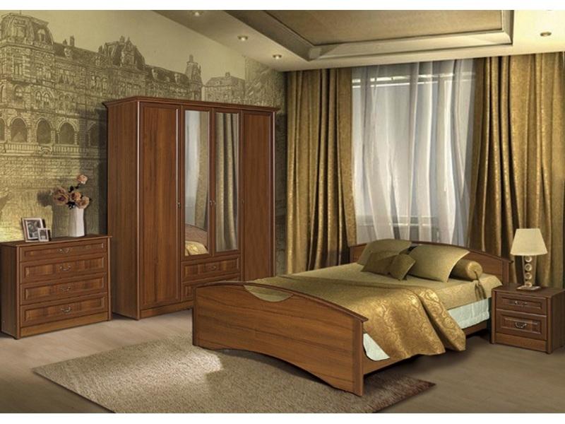 Недорогая спальня Юнна-2
