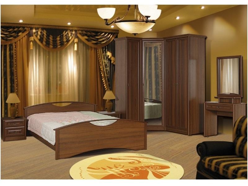 Недорогая спальня Юнна-3