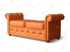 Прямой диван Кушетка Честер М1