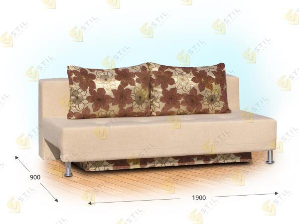 Прямой диван Аджитато