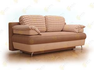 Прямой диван Альда 190 Классик Ком 02