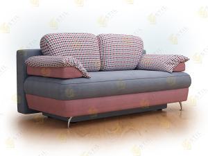 Прямой диван Альда 200 Классик Ком 08