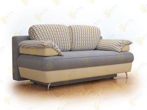Прямой диван Альда 210 Классик Ком 08
