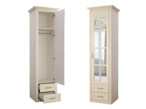 Распашной шкаф Александрия П-2