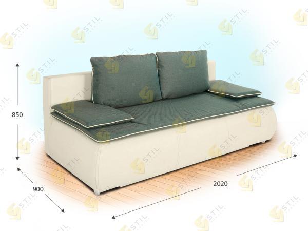 Прямой диван Аллегро