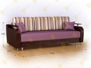 Прямой диван Артен 210