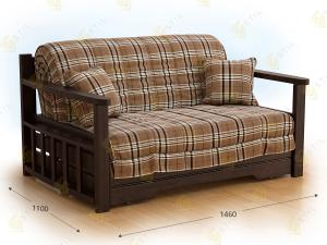 Прямой диван Балин 120