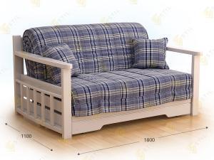Прямой диван Балин 155