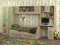 Детская комната Белоснежка-1 Город (для девочки)