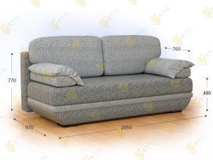 Прямой диван Бренгер