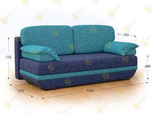 Прямой диван Бренгер 196