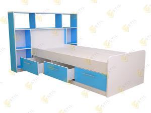Детская кровать Бэби Стиль КР-3
